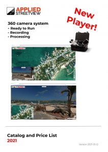 Applied Streetview - 2021 Catalog and Price List