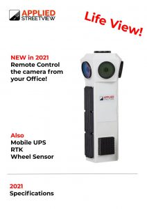 Applied Streetview - 2021 Specifications