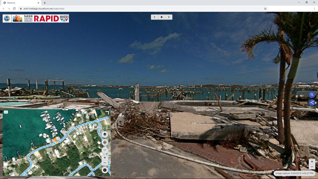 Bahamas streetview